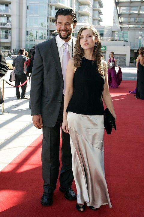 Carolin Bacic and her husband Steve Bacic