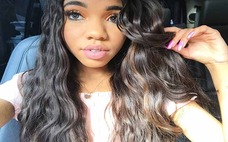 teala Dunn, who has a net worth of around $400k, is dating boyfriend Luke Toniolo. Explore all of Teala Dunn's age, ethnicity, height, body measurement, social media usage, dating, boyfriend, net worth, career, and such other details in this wiki-bio.