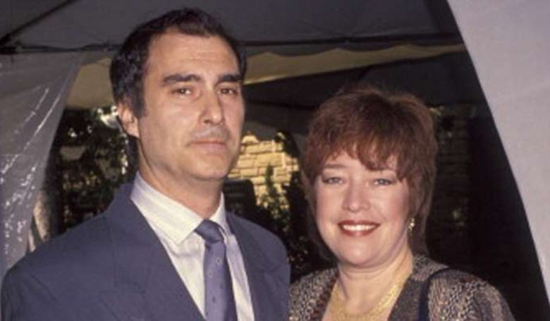 Rosemary Margaret Hobor and her late spouse John Candy