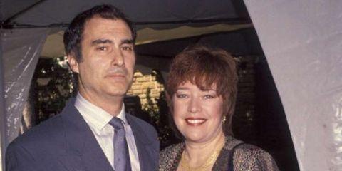 Tony Campisi and Kathy Bates
