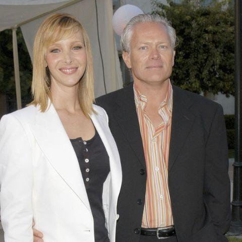 Michael Stern with Lisa Kudrow