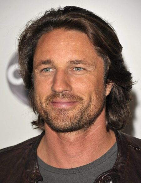 The Snippet of actor Martin Henderson