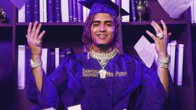 Lil Pump Speaking At Harvard's Commencement Speech Just a Hoax