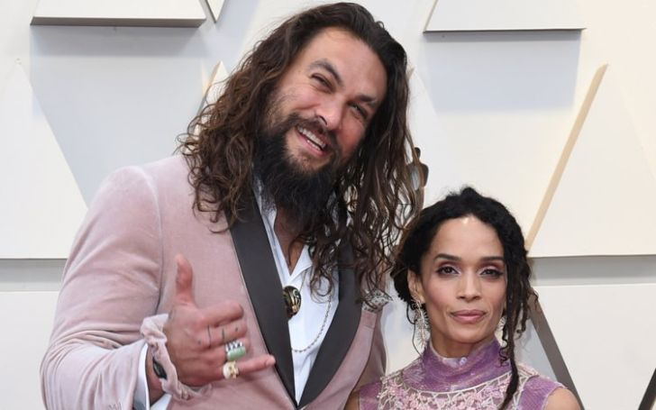 Aquaman Star Jason Momoa and Wife Lisa Bonet Respond To Girl Scout's Samoas