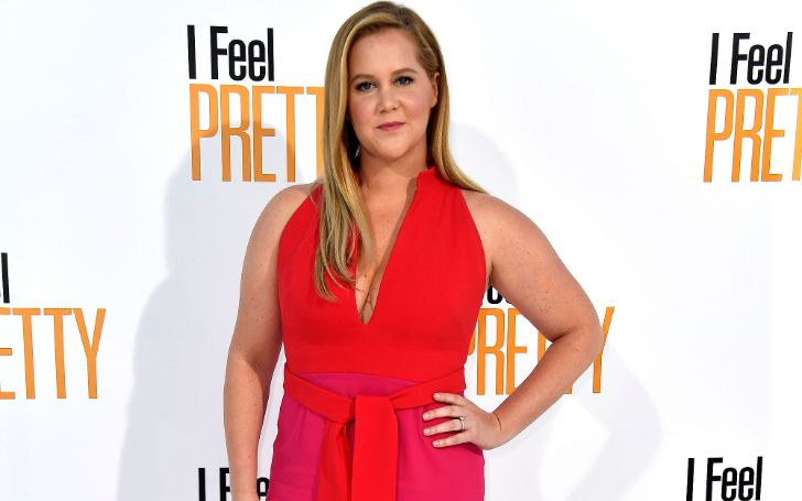 Amy Schumer cancels her tour due to a condition, Hyperemesis in her pregnancy