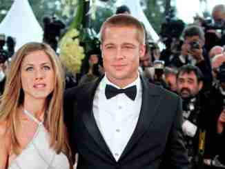 Brad Pitt attends ex-wife Jennifer Aniston's 50th birthday