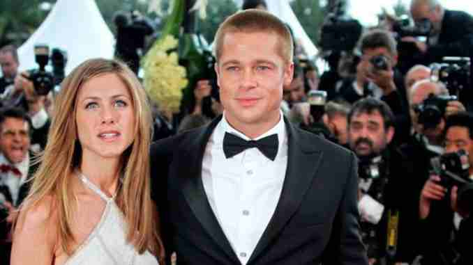Brad Pitt attends ex-wife Jennifer Aniston's 50th birthday