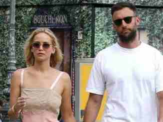 Jennifer Lawrence has engaged to Fiance Cooke Maroney