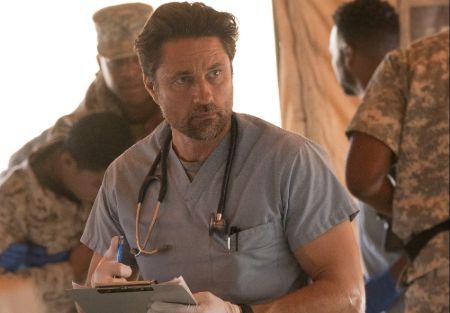 Martin Henderson In Grey's Anatomy