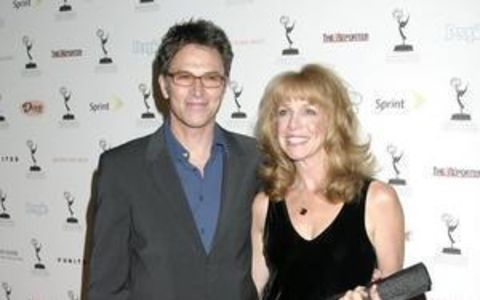 Amy Van Nostrand and Tim Daly