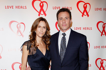 Cristina Greeven Cuomo with her husband Chris Cuomo