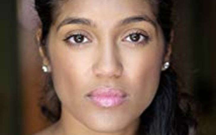 Danielle Isaie married husband Ashley Walters and has children with him