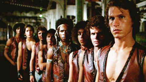 Terry Michos in the Warriors