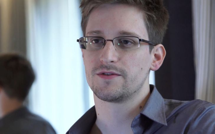 Edward Snowden who is dating girlfriend Lindsay Mills, has a net worth of around $8 million