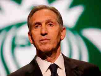 $3.4 billion net worth bearing Howard Schultz married girlfriend turned wife Sheri Kersch