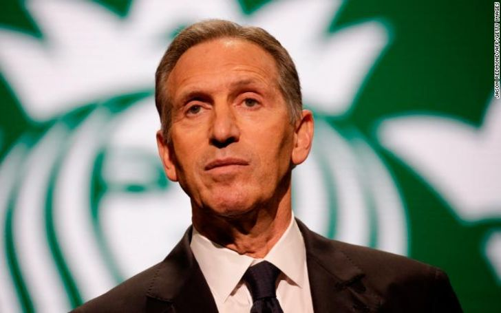 Ex-Starbucks CEO Howard Schultz's Net Worth; Know His Wiki-Bio, Fortune, Salary, Earnings, Married, Wife, and Presidential Elections 2020