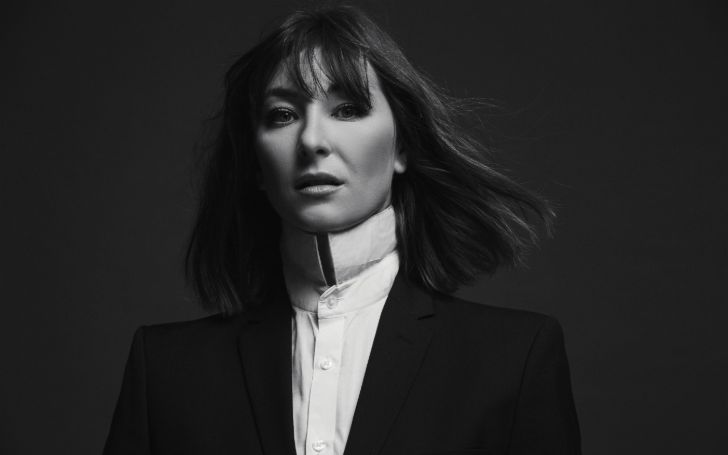 Isidora Goreshter, who was once rumored to date a girl, has net worth of $1 million