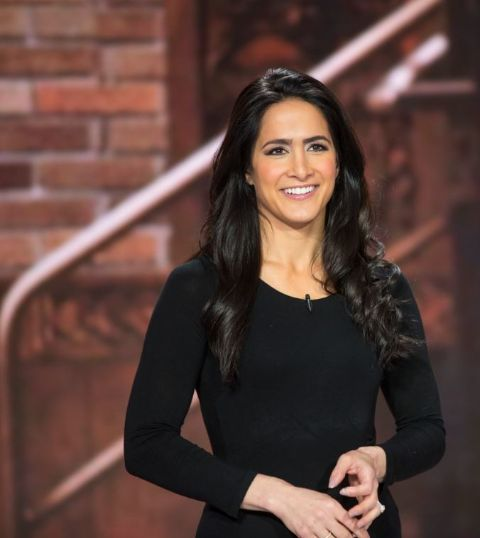 Sports Anchor Lauren Shehadi