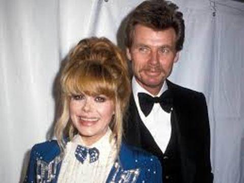 Charo and her late husband Kjell Rasten
