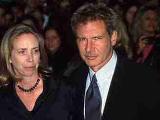 Mary Marquardt married former husband Harrison Ford but divorced later on