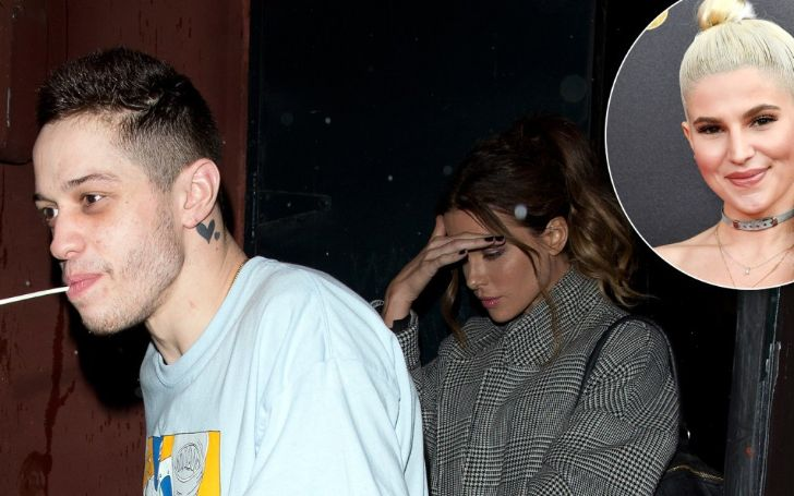 New Couple in Town! Actress Kate Beckinsale 'Happy with' SNL star and Ariana Grande's Ex, Pete Davidson