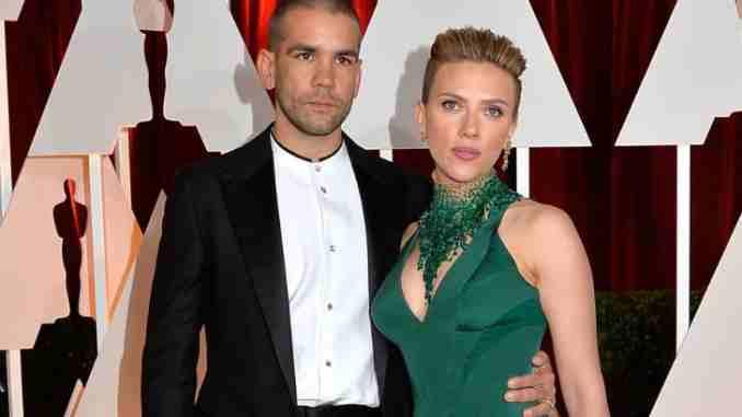 Ramain Dauriac married wife Scarlett Johansson but divorced later on