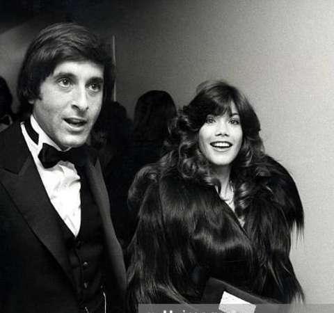 George Gradow and his stunning wife Barbie Benton