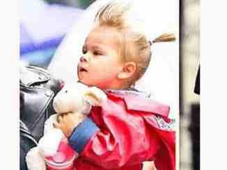 Rose Dorothy Dauriac was born to parents Scarlett Johansson and Romain Dauriac