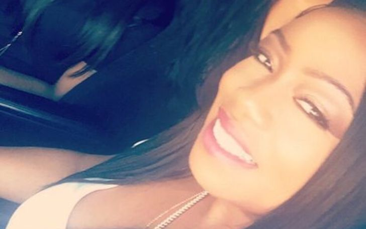 Shaniqua Tompkins was dating boyfriend 50 Cent and has children with him before breaking up