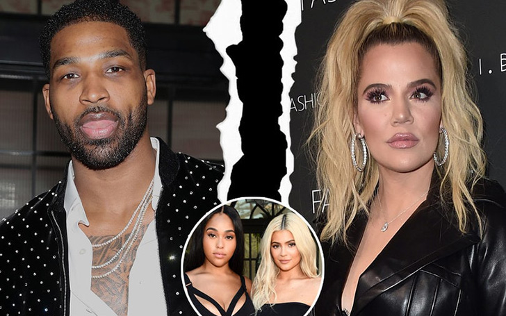 Khloe Kardashian Angry over Tristan Thompson's Alleged Cheating with Kylie Jenner's BFF Jordyn Woods