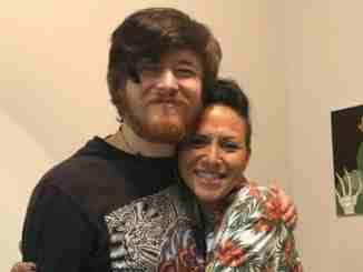 Troy Dendekker married boyfriend turned husband Kiki Holmes after her fist husband's demise