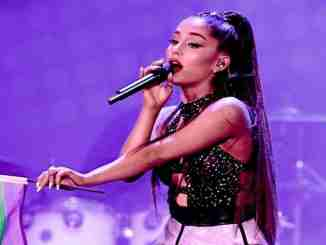 Ariana grande answers the people questioning her appearance in Manchester concert.