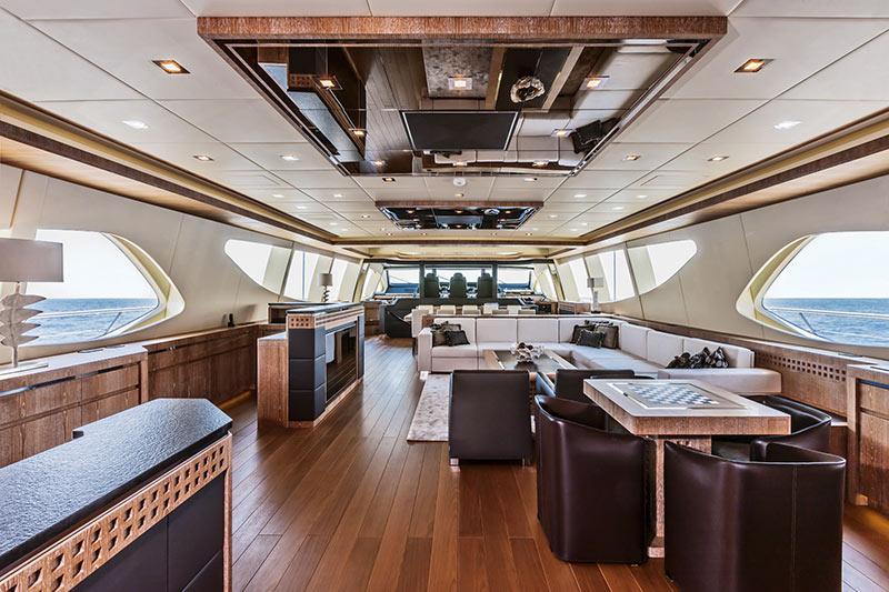 Emilio Azcarraga Jean's Yacht