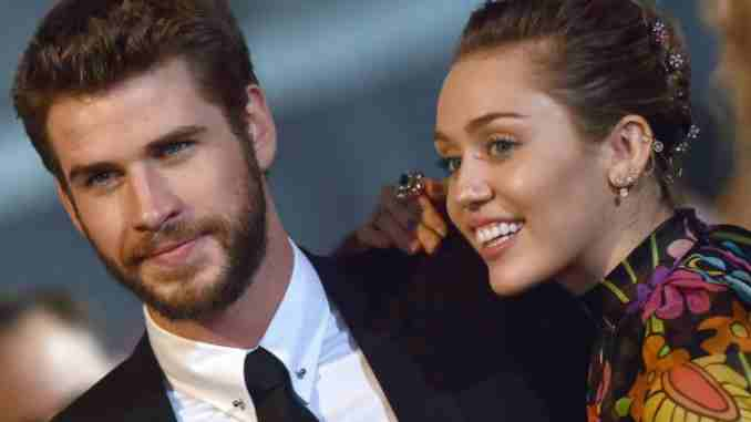 Liam Hemsworth couldn't attend Grammys with wife Miley Cyrus after being hopitalized