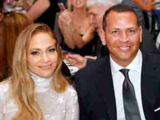 Jennifer Lopez reveals her first ever Valentine's day with Alex Rodriguez