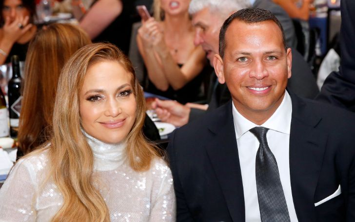 Jennifer Lopez Talks About Her First Valentine's Day With Alex Rodriguez