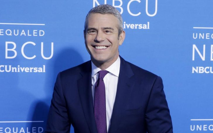 Official Benjamin Allen Cohen Photos! Andy Cohen Recalls His First Meeting With Son