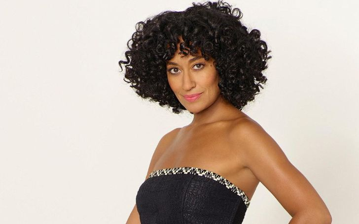 Trace Ellis Ross AKA Rainbow Johnson from Black-ish will get her own 80's spin-off