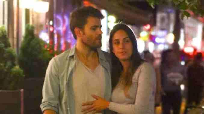 Paul Wesley and his girlfriend Ines de Ramon have married this past weekend