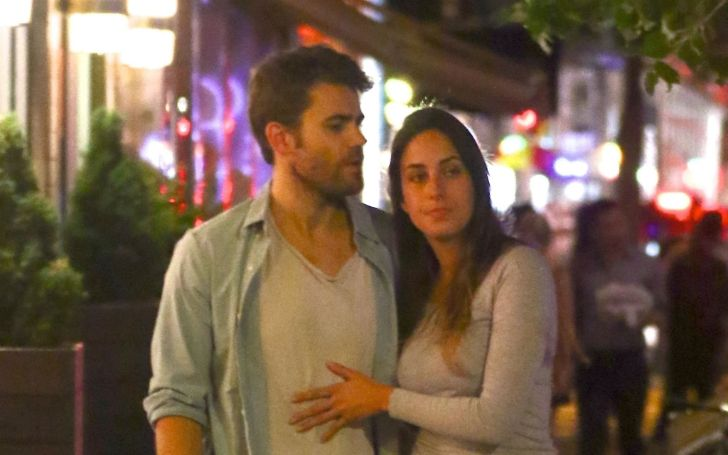 Paul Wesley and his girlfriend Ines de Ramon have married this past weekend
