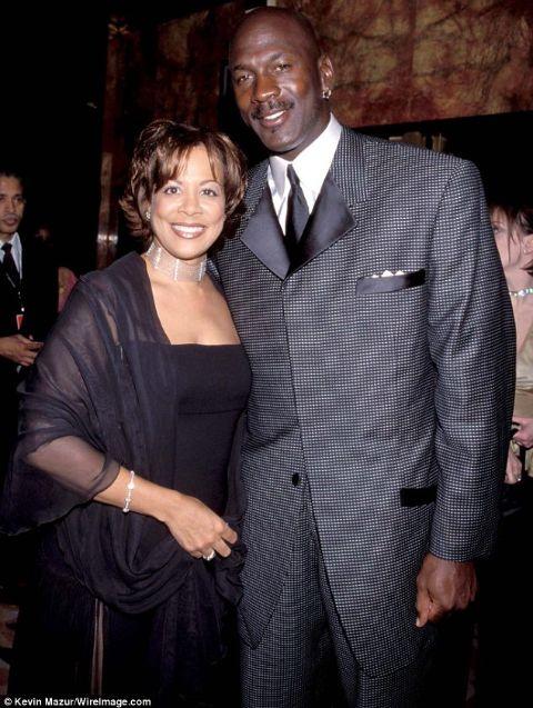 Michael Jordan Relationship