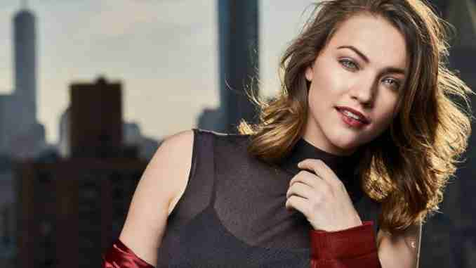 Violett Beane is currenlty dating her lover boyfriend Paul Grant