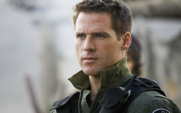 Ben Browder is married to the love of his life, Francesca Buller since 1989.
