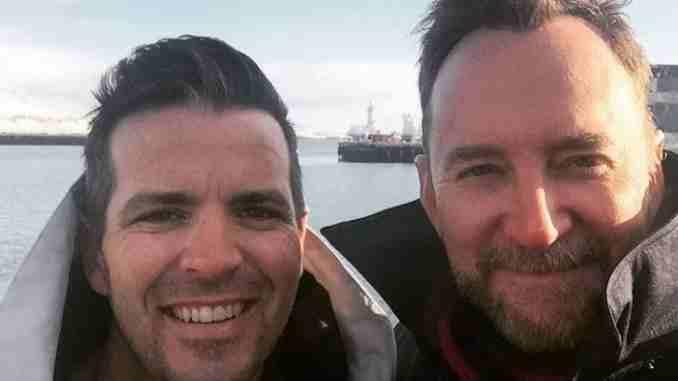 Damon Bayles married, husband, gay, sexuality, net worth, wiki, bio