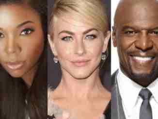 Gabrielle Union and Julianne Hough replace Mel B and Heidi Klum while Terry Crews replaced Tyra Banks on AGT Season 14