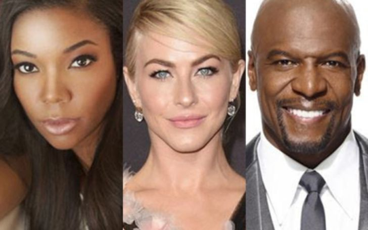 Julianne Hough and Gabrielle Union Replace Mel B and Heidi Klum As Judges in America's Got Talent Season 14