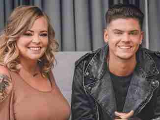 Catelynn Lowell announced birth of third child with husband Tyler Baltierra