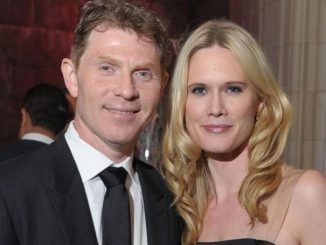 Kate Connelly was married to husband Bobby Flay
