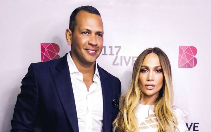 Jennifer Lopez and Partner Alex Rodriguez Celebrate Two Years Anniversary