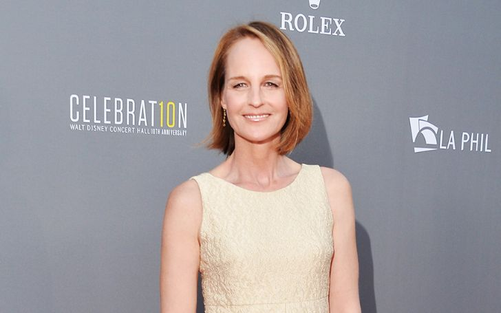 Helen Hunt has a net worth of around $55 million